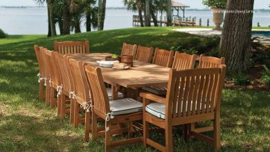 Photo of Upkeep Tips for Teak Furniture