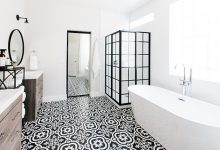 Photo of Restroom Tile Ideas for Bathroom Floor Tile